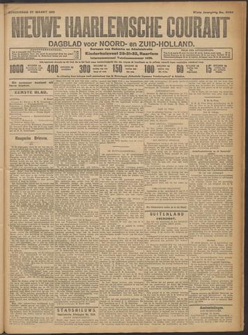 Nieuwe Haarlemsche Courant 1913-03-27