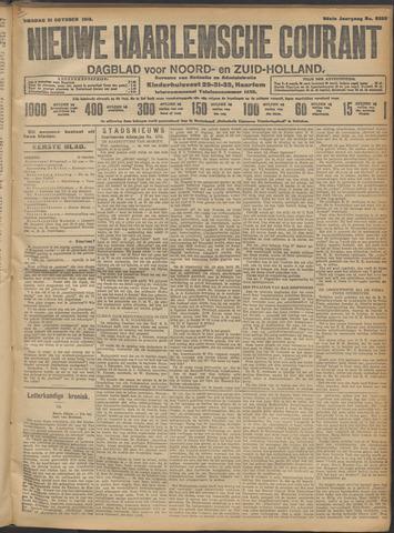 Nieuwe Haarlemsche Courant 1913-10-21