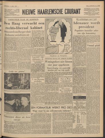 Nieuwe Haarlemsche Courant 1959-04-08