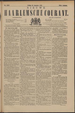 Nieuwe Haarlemsche Courant 1895-08-23