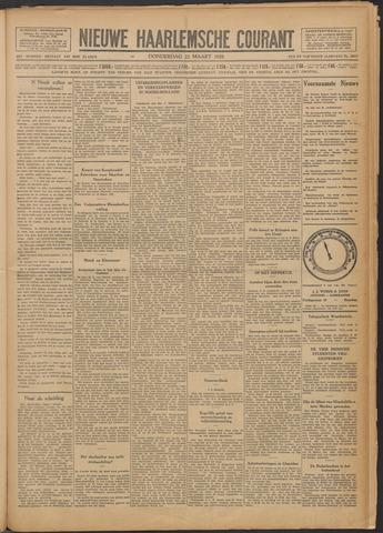 Nieuwe Haarlemsche Courant 1928-03-22