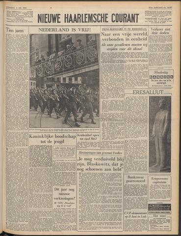 Nieuwe Haarlemsche Courant 1955-05-04