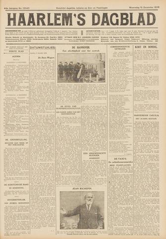 Haarlem's Dagblad 1926-12-15