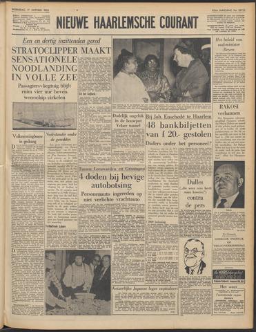 Nieuwe Haarlemsche Courant 1956-10-17