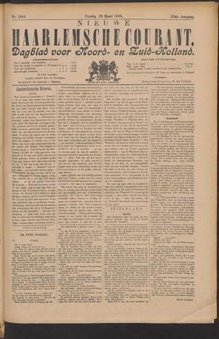 Nieuwe Haarlemsche Courant 1898-03-29
