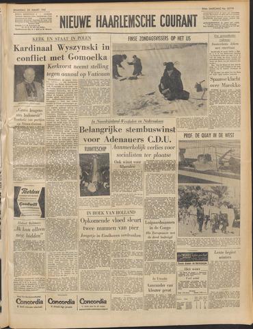 Nieuwe Haarlemsche Courant 1961-03-20