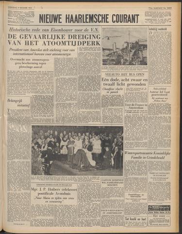 Nieuwe Haarlemsche Courant 1953-12-09