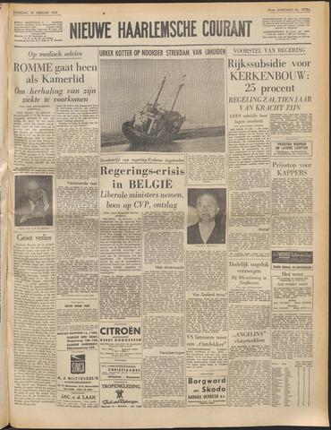 Nieuwe Haarlemsche Courant 1961-02-18