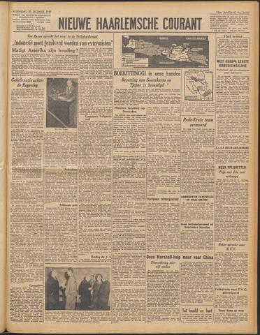 Nieuwe Haarlemsche Courant 1948-12-22