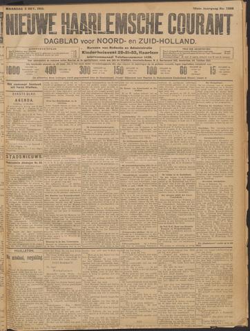 Nieuwe Haarlemsche Courant 1910-10-03