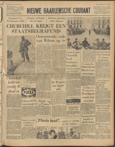 Nieuwe Haarlemsche Courant 1965-01-25