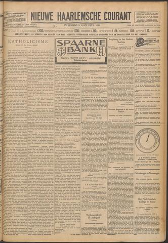Nieuwe Haarlemsche Courant 1930-08-09
