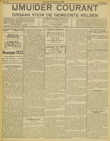 IJmuider Courant 1922-12-23