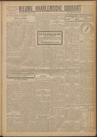 Nieuwe Haarlemsche Courant 1924-02-27