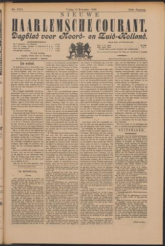 Nieuwe Haarlemsche Courant 1899-11-10
