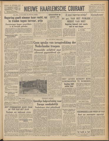 Nieuwe Haarlemsche Courant 1947-09-26