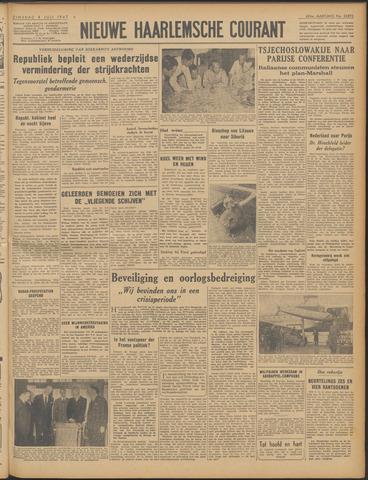 Nieuwe Haarlemsche Courant 1947-07-08