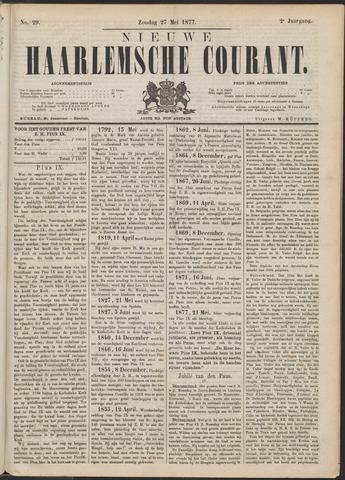 Nieuwe Haarlemsche Courant 1877-05-27