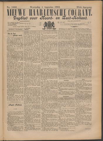 Nieuwe Haarlemsche Courant 1903-08-05