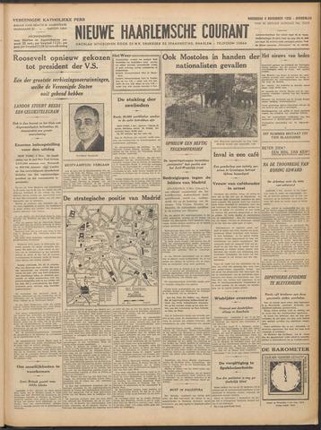Nieuwe Haarlemsche Courant 1936-11-04