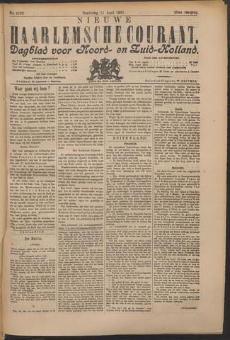 Nieuwe Haarlemsche Courant 1901-04-11
