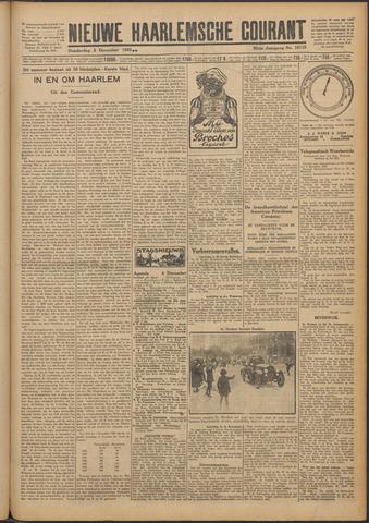 Nieuwe Haarlemsche Courant 1925-12-03