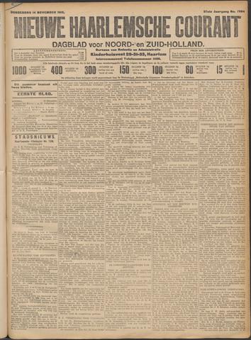 Nieuwe Haarlemsche Courant 1912-11-14