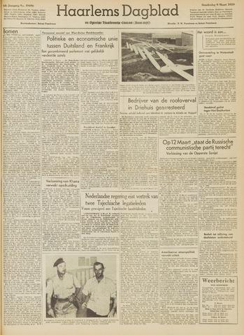 Haarlem's Dagblad 1950-03-09