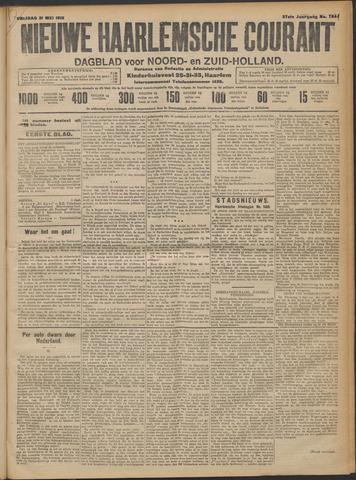 Nieuwe Haarlemsche Courant 1912-05-31
