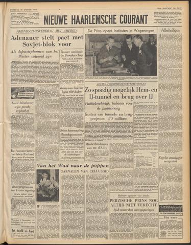 Nieuwe Haarlemsche Courant 1954-10-30