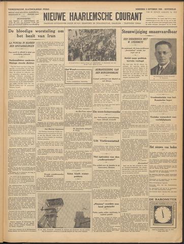 Nieuwe Haarlemsche Courant 1936-09-03