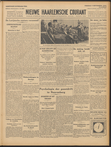 Nieuwe Haarlemsche Courant 1934-09-07