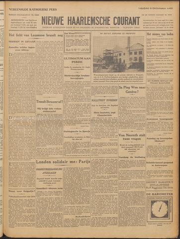 Nieuwe Haarlemsche Courant 1932-12-09