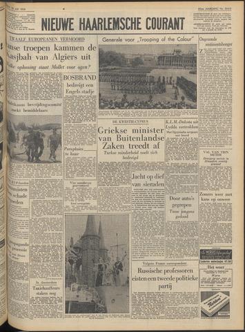 Nieuwe Haarlemsche Courant 1956-05-28
