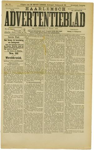 Haarlemsch Advertentieblad 1895-03-23