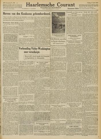 Haarlemsche Courant 1942-07-17