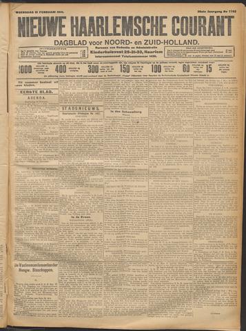 Nieuwe Haarlemsche Courant 1912-02-21