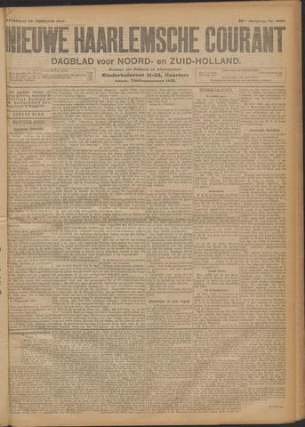 Nieuwe Haarlemsche Courant 1908-02-29