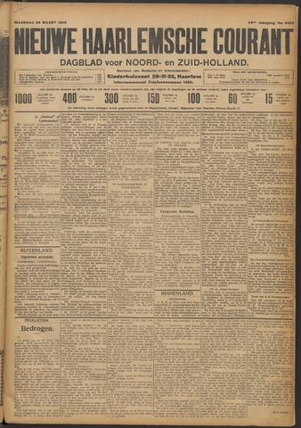 Nieuwe Haarlemsche Courant 1909-03-29