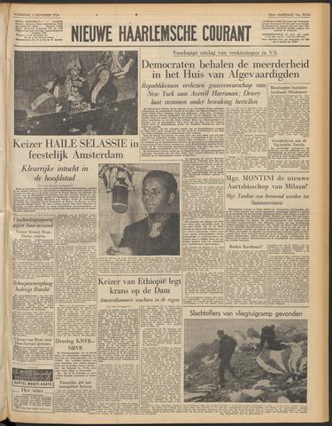 Nieuwe Haarlemsche Courant 1954-11-03