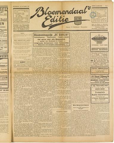 Bloemendaal's Editie 1927-10-29