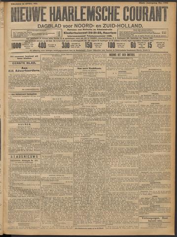 Nieuwe Haarlemsche Courant 1911-04-14