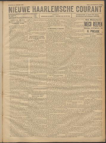 Nieuwe Haarlemsche Courant 1921-01-21