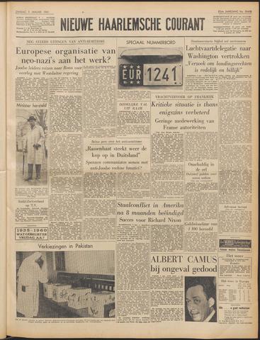 Nieuwe Haarlemsche Courant 1960-01-05