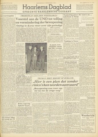 Haarlem's Dagblad 1951-11-08
