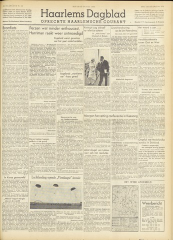Haarlem's Dagblad 1951-07-24
