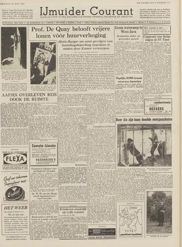 IJmuider Courant 1959-05-29