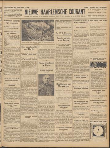 Nieuwe Haarlemsche Courant 1938-11-06