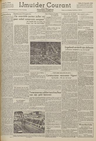 IJmuider Courant 1948-09-24