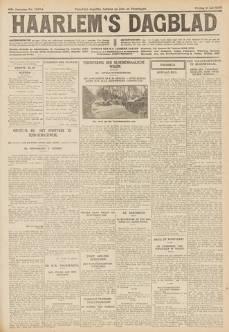 Haarlem's Dagblad 1926-07-09